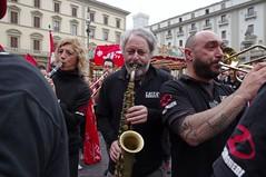 IMGP1331 (i'gore) Tags: firenze cgil cisl uil pensioni presidio sindacato libertà lavoro solidarietà diritti giustizia