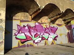 VODKA (Brighton Rocks) Tags: brighton graffiti vodka