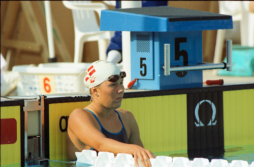 489 Swimming EM 1991 Athens