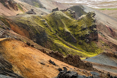 2105 colours, Landmannalaugar, Icealnd. (AnnaReGe) Tags: landmannalaugar island anna pelmón
