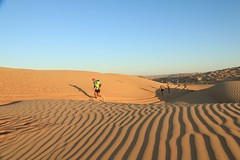 5th Oman Desert Marathon stage 3