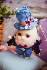 Humpty_Dumpty_02 (Muffin_elfa) Tags: bjd doll soom humpty dumpty new year cute tiny