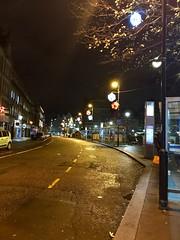 Pinstone Street, Sheffield 2017 (Dave_Johnson) Tags: christmaslights xmaslights christmas xmas lights light lighting nightphotography pinstonestreet sheffieldcitycentre sheffield southyorkshire