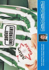 Plymouth Argyle vs Blackburn Rovers - 1991 - Page 17 (The Sky Strikers) Tags: plymouth argyle blackburn rovers barclays league division two home park programme one pound