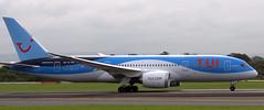 Boeing 787-8 G-TUII (707-348C) Tags: manchesterringway egcc boeing airliner jetliner manchester boeing787 b788 ringway man gtuii thomsonairways tui dreamliner tom passenger