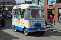 9284 WB. (curly42) Tags: 9284wb morrisjtype van icecreamvan tartaglias roadtransport vehicle