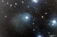 Zooming in on Merope (René Lemoine) Tags: qhy10 m45 merope pleiades celestron8 astronomy astroimaging astrometrydotnet:id=nova2349588 astrometrydotnet:status=solved