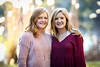 Lindsay & Lily - grand daughters (DT's Photo Site - Anderson S.C.) Tags: canon 6d 135mmf2l lens lindsay lily lexington south carolina family portrait bokeh grand daughters cousins southern people america usa blonde red head