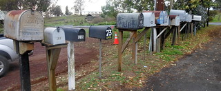 Once upon a time in the pre-e.mail era