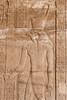 Relief of the God Horus (Chris Irie) Tags: temple egypt edfu horus
