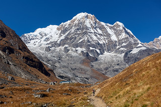 Annapurna Sur - South Annapurna (7.219m)