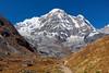 Annapurna Sur - South Annapurna (7.219m) (PacotePacote) Tags: abc basecamp annapurna nepal trail trek trekking himalaya mountain montaña landscape paisaje alpino