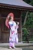 DSC_1509 (Robin Huang 35) Tags: 陳郁晴 羽晴 min 桃園神社 神社 和服 日本和服 振袖 優花梨和服 人像 portrait lady girl nikon d810