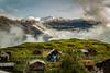 Cloud Atlas. (icarium82) Tags: canoneos7d travel georgia tusheti omalo village mountain caucasus canonefs18135mmf3556is clouds sky huts