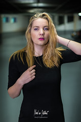 Kim 19 (M van Oosterhout) Tags: model photoshoot fotoshoot parking parkeergarage garage modeling posing female girl woman modelphotography style sexy