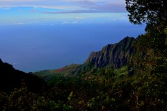 Napali Coast, Kauai, Hawaii (jazyll) Tags: napali landscape kauia hawaii coastline nature erosion wonder