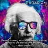 Albert's Creativity (Paradigm By SG) Tags: universe digitalart creativity wisdom knowledge spiritual alberteinstein