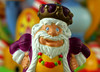 King of Candyland (arbyreed) Tags: arbyreed macromondays memberschoicegamesorgamepieces king colorful candyland brightcolors close closeup toy game childrensgame hmm