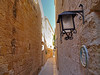 Mdina, Malta - Sept 2017 (Keith.William.Rapley) Tags: keithwilliamrapley rapley 2017 alleyway alley ornatestreetlight streetlight light lamp ancientcapital fortifiedcity city walledcity mdina narrowbyways narrow