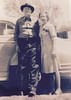 William Ephraim Cannon and Muriel Brinley Morris Smith, Michael's Cannon grandparents, probably in the 1950s (garlandcannon) Tags: grandparents williamephraimcannon murielbrinleymorrissmithcannon 1950s texas