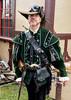Swashbuckler (J Wells S) Tags: musketeer sword portrait candidportrait costume dressup cosplay beard hat feathers staring glaring ohiorenaissancefestival harveysburg ohio renfest people renaissanceman swashbuckler historiccostume pistol keys mask