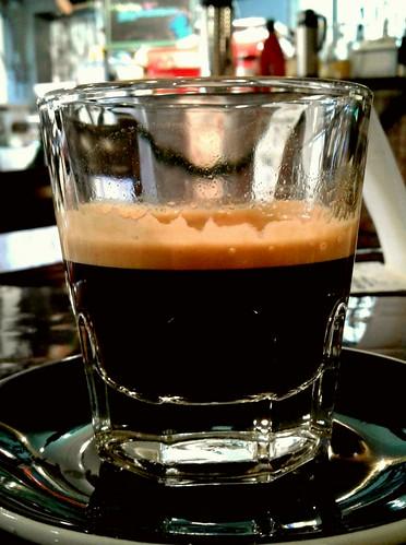 Today's Double Shot Espresso