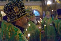 Вечерняя молитва накануне именин Правящего архиерея_14_ 02,11,2017