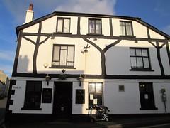 Bere Alston Edgecumbe Hotel West Devon (Bridgemarker Tim) Tags: berealston westdevon fingerposts milestones
