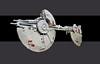 """Rebel repair ship """"Dauntless"""" (Shannon Ocean) Tags: rebels concept spaceship repair kitbash"""