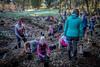 Big Finn Hill Park (kingcountyparks) Tags: bigfinnhillpark elibrownell volunteer planting salmonbayelementary million trees winter