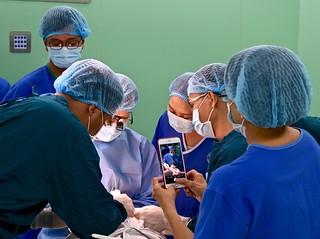 #ThroughHerLens:  Humanitarian Facial Surgery on a Young Girl, Saigon District 1