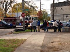 Fuller & Ramona Fatal (PPWIII) Tags: grandrapids fuller ramona fatal death motorcycle accident scooter honda ruckus vehicle car wash