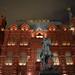 Red Square - Zhukov statue