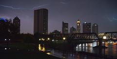 Stormy Columbus (brutus61534) Tags: columbus ohio night storms rain lightning
