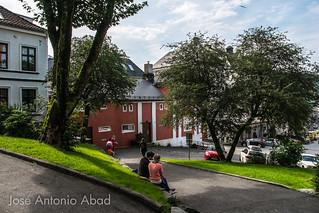 Øvre Korskirkeallmenningen, Bergen