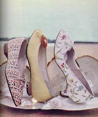 Seventeen editorial shot by Francesco Scavullo 1959 (barbiescanner) Tags: vintage retro fashion vintagefashion 50s 50sfashions teens 50steens seventeen francescoscavullo editorial vintageshoes