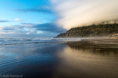 Neahkahnie Mountain (Bob Hestand) Tags: manzanita neahkahnie neakanie beach oregon coast unitedstates us