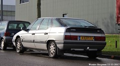 Citroën XM 2.0i Turbo CT Prestige 1999 (XBXG) Tags: 4kfp71 citroën xm 20i turbo ct prestige 1999 citroënxm tct tarwestraat nieuwvennep nederland holland netherlands paysbas old french car auto automobile voiture ancienne française vehicle outdoor