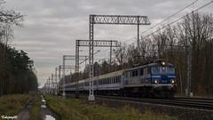 EP07-514 (Kolejarz00) Tags: train ic 303e ep07 maksymilianowo