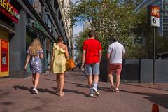 regardable negative (bhautik_joshi) Tags: sf sanfrancisco california sfist bayarea bhautikjoshi walk walking pedestrian pedestrians sidewalk candid fromthehip people street streetphotography midmarket marketstreet thetenderloin soma unitedstates us