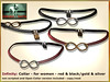 Bliensen - Infinity - Collar for women (Plurabelle Laszlo of Bliensen + MaiTai) Tags: bdsm fetish collar men slave gorean gor