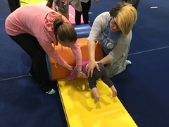 """Dani Rolls in Her Gym Kittens Gymnastics Class • <a style=""""font-size:0.8em;"""" href=""""http://www.flickr.com/photos/109120354@N07/38376341901/"""" target=""""_blank"""">View on Flickr</a>"""