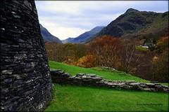 From Llanberis to Nant Peris (neryshaynes) Tags: j slate llanberis dolbadarn welshcastle castle wales cymru