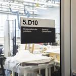 Paintings Conservation Lab / Laboratoire de restauration des peintures thumbnail