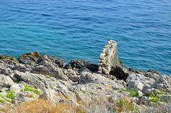 Rocky Coast [Velj Losjni - 10 August 2017] (Doc. Ing.) Tags: 2017 losinj croatia summer seaside velilosinj coast rocks cliffs sea mediterranean kvarnergulf kvarner nature