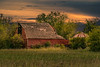 The Years Ran Away (henryhintermeister) Tags: barns minnesota oldbarns clouds farming countryliving country sunsets storms sunrises pastures nostalgia skies outdoors seasons field hay silos dairybarns building architecture outdoor winter serene grass landscape plant cloudsstormssunsetssunrises