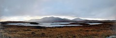 Hills of South Uist from Loch Skipport (Domhnall Iain) Tags: hills loch skipport hecla heather bei