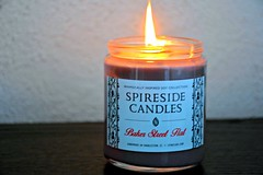 CANDLE (Joe Desiderio) Tags: sherlockholmes candle scent