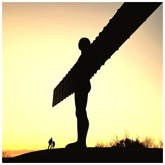 ShotOnIphone Meanddaughter Angel Of The North Silhouette Sunset Clear Sky Real People Men Walking Shotoniphone8plus Outdoors Two People Full Length Standing Sky Nature Lifestyles Day Beauty In Nature Adult People Northeast The Week On EyeEm Sophia ❤ (Millerc1980) Tags: shotoniphone meanddaughter angelofthenorth silhouette sunset clearsky realpeople men walking shotoniphone8plus outdoors twopeople fulllength standing sky nature lifestyles day beautyinnature adult people northeast theweekoneyeem sophia❤️️ monument