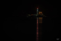 Fisgard Lighthouse after dark (cdnfish) Tags: colwood langfordbc westshore esquimalt yyj victoriabc victoria fisgardlighthouse fortroddhill nationalhistoricsite lighthouse coastaldefence sony sonya7m2 a7m2 sigma50500mm night nightphotography nightscape seascape landscape landscapephotography longexposure longexposures